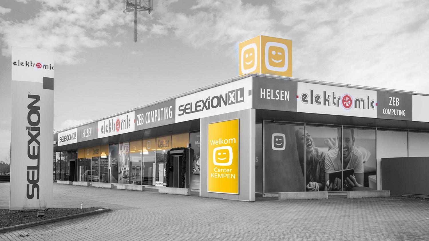 ELEKTROMIC - Herentals<br>Eilandje 1<br>2200 Herentals<br>+32 14 21 10 31