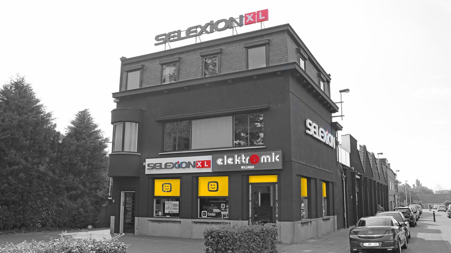 ELEKTROMIC - Lier<br>Mechelsesteenweg 221<br>2500 Lier<br>+32 34 89 04 77